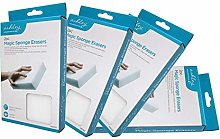 Magic Cleaning Sponge - Erases Stains, Scuffs &