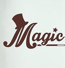 Magic Door Room Wall Sticker Happy Larry Colour: