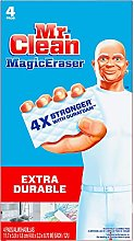 Magic Eraser Extra Power, 4 per Box, Sold as One