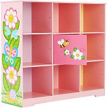 Magic Garden Adjustable Cube Bookshelf TD-13210B -