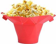 Magic Microwave Popcorn Popper, Silicone Popcorn