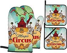 Magic Traveling Circus Tent Fantastic Show
