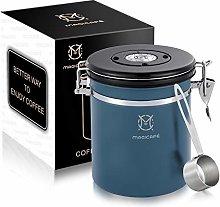 Magicafé Airtight Coffee Container Canister - co2
