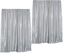 MagiDeal 1 Pair of Window Door Curtain, Window