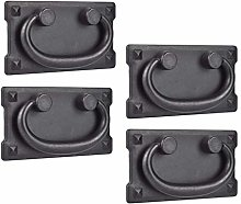 MagiDeal 4pcs Modern Cabinet Knob Pull Handle for