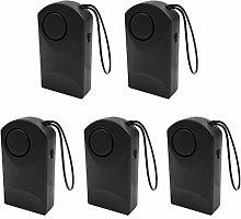 MagiDeal 5X Door Window Sensors Home Alarm System