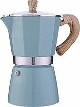 MagiDeal Aluminum Espresso Maker Stovetop Espresso