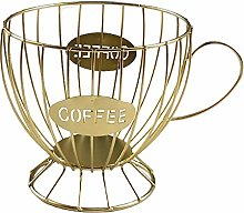 MagiDeal Coffee Creamer Container Iron Wire Coffee