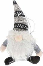 MagiDeal Handmade Santa Gnome Plush Toy Christmas