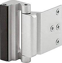 MagiDeal Home Door Lock Latch Device Aluminum