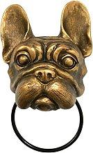 MagiDeal Vintage Style Resin Dog Door & Gate