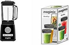 Magimix 11610 Le Blender, Black Finish & 17243