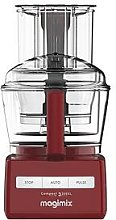 Magimix 3200Xl Food Processor - Red