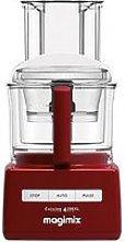 Magimix 4200Xl Food Processor - Red