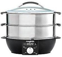 Magimix Food Steamer- Satin