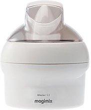 Magimix Glacier 1.1-Litre Ice Cream Maker - White