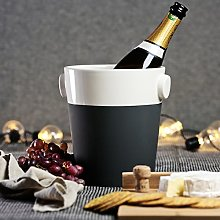 Magisso Self-Cooling Champagne Cooler, Ceramic,