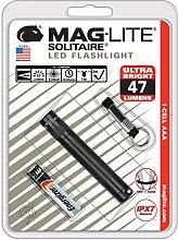 Maglite Solitaire LED Flashlight - Black