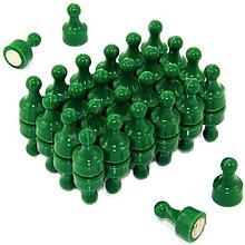 Magnet Expert Green Skittle Magnet - Office &