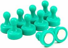 Magnet Expert High Power Green Skittle Magnet -