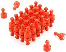 Magnet Expert Orange Skittle Magnet - Office &