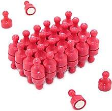 Magnet Expert Pink Skittle Magnet - Office &
