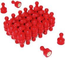 Magnet Expert Red Skittle Magnet - Office & Fridge