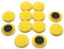 Magnet Experts F4M40-YELLOW-1 Large Notice