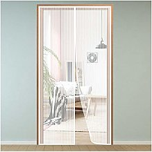 Magnet Fly Screen Door Insect Protection,125x200cm