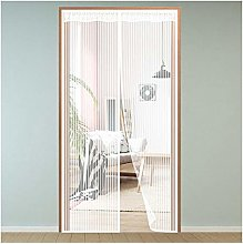 Magnet Fly Screen Door Insect Protection,70x210cm