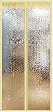 Magnet Insulation Door Curtain Windproof Door
