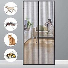Magnetic Anti-Fly Screen Door Anti-Insect,