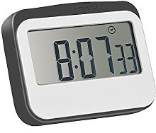Magnetic Digital 24 Hours Kitchen Timer/Clock with