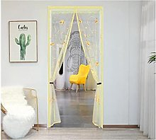 Magnetic Door Curtain Automatic Fly Insect Screen