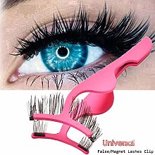 Magnetic Eyelashes Tweezers, Plastic False