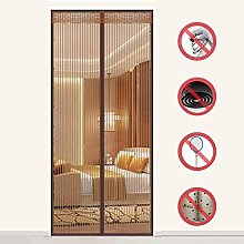 Magnetic Fly Insect Screen Door Screen Mesh, Fly
