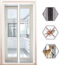 Magnetic Fly Insect Screen Door,Super Fine Mesh