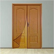Magnetic Fly Screen Door,125x245cm Magnetic Mesh