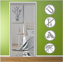 Magnetic Fly Screen Door 160x220cm Fly Insect