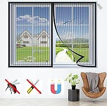 Magnetic Fly Screen Door 190x200cm, Insect