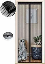 Magnetic Fly Screen Door, 54 Sizes, 105 x 225cm,