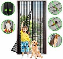 Magnetic Fly Screen Door, Block Mosquitoes and