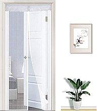 Magnetic Fly Screen Door, Heavy Duty Bug Mesh