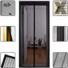 Magnetic Fly Screen Door, Insect Mesh Curtain