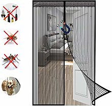 Magnetic Fly Screen Door, Insect Protection Mesh