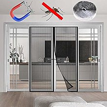 Magnetic Fly Screen Door, Magnetic Fly Insect
