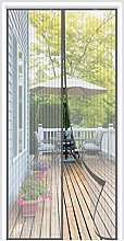 Magnetic Fly Screen Door,Mesh Fly Curtain Keep