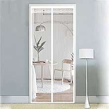 Magnetic Fly Screen Door, Mosquito Net Mesh