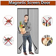 Magnetic Fly Screen Door Premium Magnet Curtain