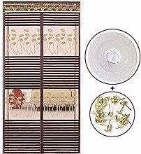 Magnetic Fly Screen Door Stripes, Mosquito net